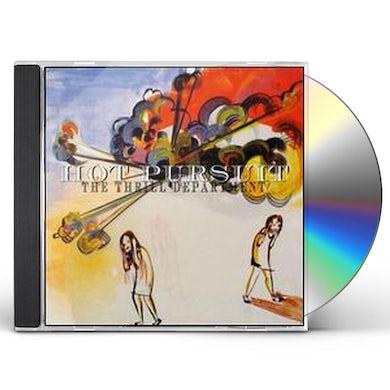 Hot Pursuit THRILL DEPARTMENT CD