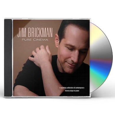 Jim Brickman PURE CINEMA CD
