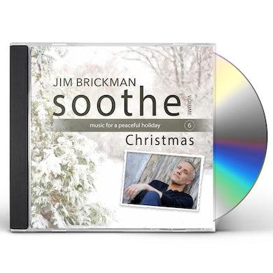 Jim Brickman SOOTHE - CHRISTMAS CD
