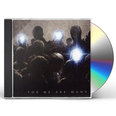 All That Remains FOR WE ARE MANY CD