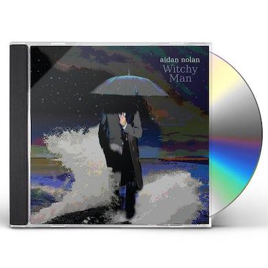Aidan Nolan WITCHY MAN CD