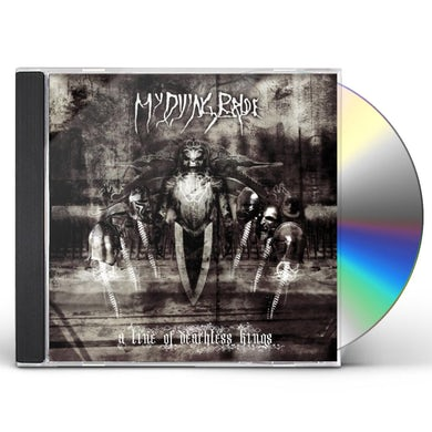 My Dying Bride  LINE OF DEATHLESS KINGS CD