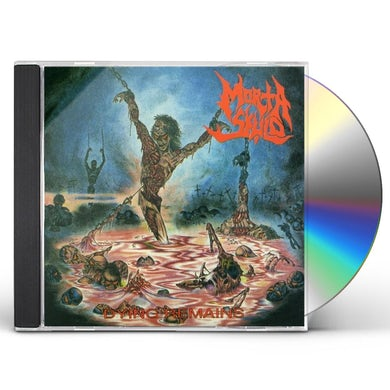 Morta Skuld DYING REMAINS CD
