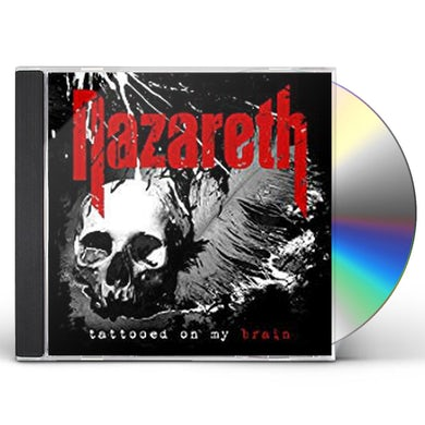Nazareth TATTOOED ON MY BRAIN CD