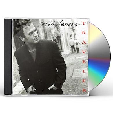 Colin James TRAVELER CD