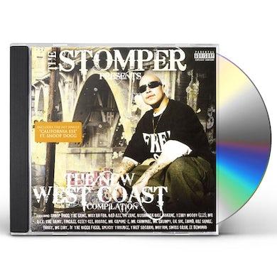 NEW WEST COAST CD