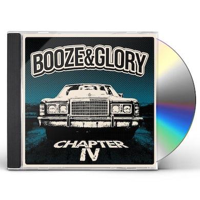 Booze & Glory CHAPTER IV CD