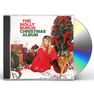 MOLLY BURCH CHRISTMAS ALBUM CD