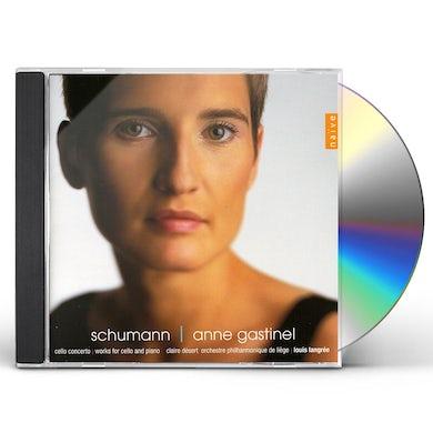 Schumann CONCERTO POUR VIOLONCELLE / PIE CD
