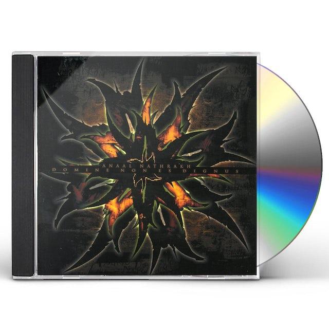Anaal Nathrakh DOMINE NON ES DIGNUS CD