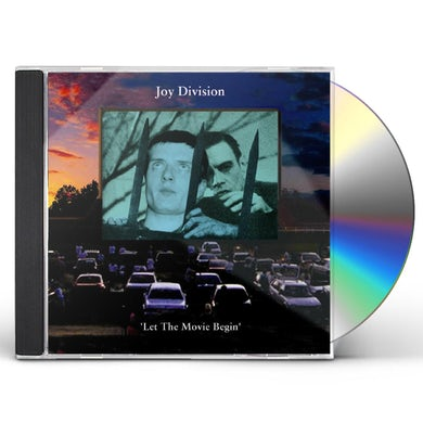 Joy Division Let the Movie Begin CD