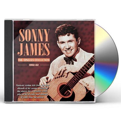 Sonny James SINGLES COLLECTION 1952-62 CD