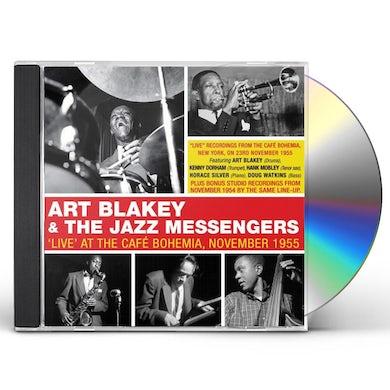 Art Blakey / Jazz Messengers Live At The Cafe Bohemia November 1955 CD