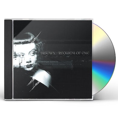 Disown REQUIEM OF ONE CD