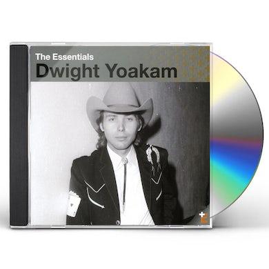 Dwight Yoakam ESSENTIALS CD