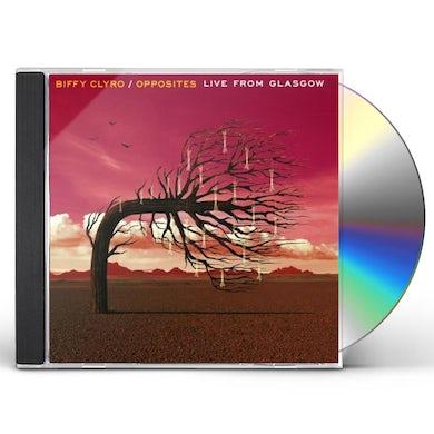 Biffy Clyro OPPOSITES LIVE FROM GLASGOW CD