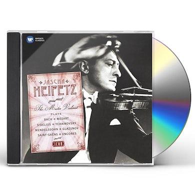 Jascha Heifetz ICON CD