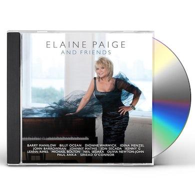 Elaine Paige ELAINE PAGE & FRIENDS CD