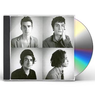 Bb Brunes NICO TEEN LOVE CD