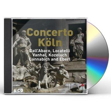 Concerto Koeln CD