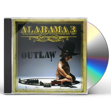 Alabama 3 OUTLAW CD