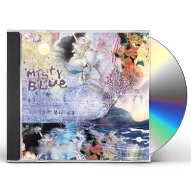Misty Blue 4/4 SENTIMENTAL PAINKILLER CD