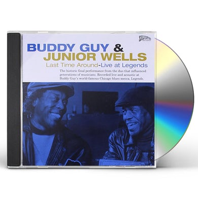 Buddy Guy & Junior Wells LAST TIME AROUND: LIVE AT LEGENDS CD