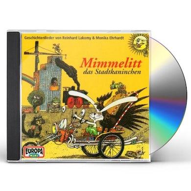 Reinhard Lakomy MIMMELITT, DAS STADTKANINCHEN CD