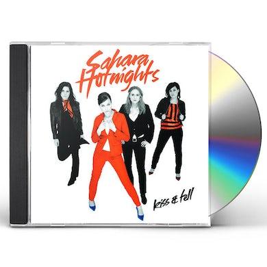 Sahara Hotnights KISS & TELL CD