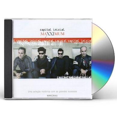 Capital Inicial MAXXIMUM CD