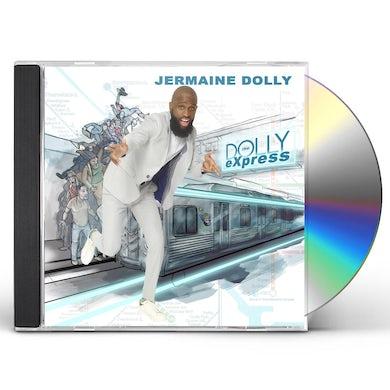Jermaine Dolly DOLLY EXPRESS CD