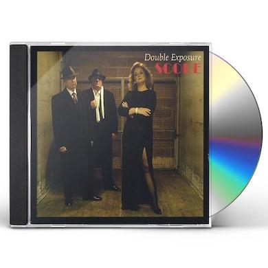 Score DOUBLE EXPOSURE CD