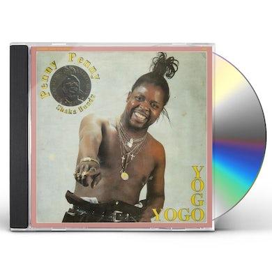 Yogo Yogo CD