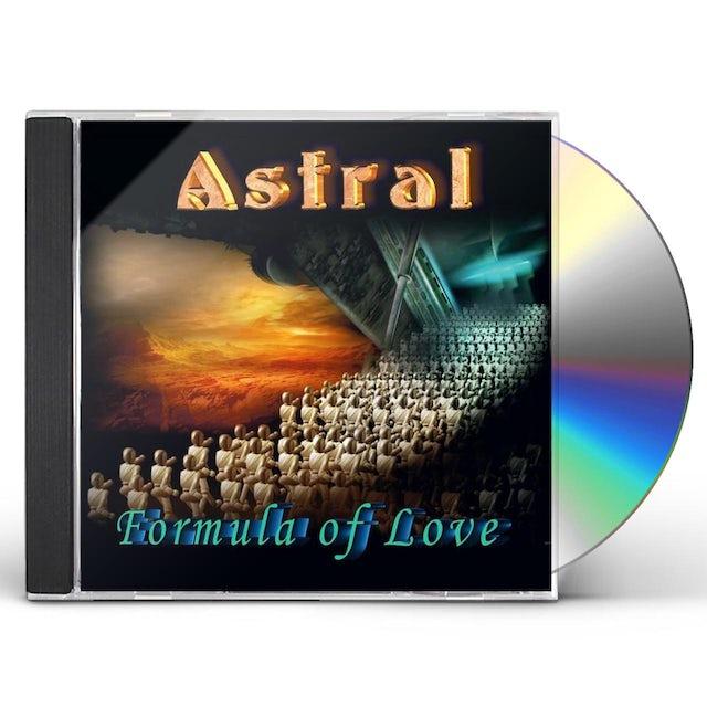 Astral FORMULA OF LOVE CD