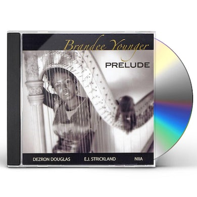 Brandee Younger  PRELUDE CD