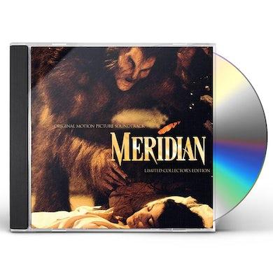 Pino Donaggio MERIDIAN: KISS OF THE BEAST SOUNDTRACK CD