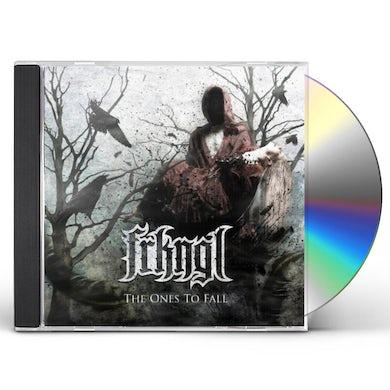 Freakangel ONES TO FALL CD