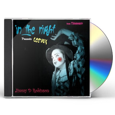 Jimmy Robinson IN THE NIGHT CD