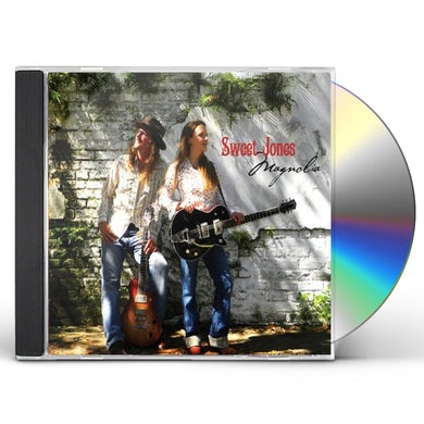 Sweet Jones MAGNOLIA CD
