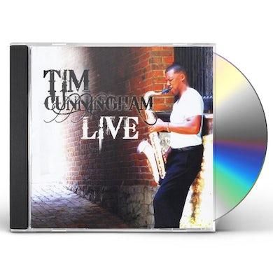 Tim Cunningham LIVE CD