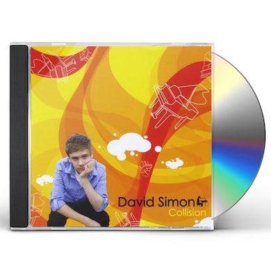 David Simon COLLISION CD