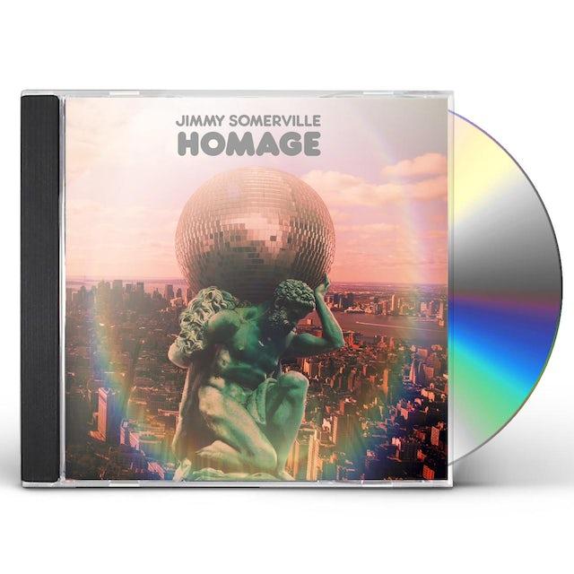 Jimmy Somerville HOMAGE CD