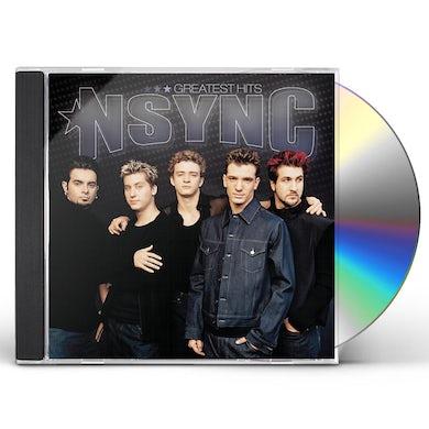 *NSYNC GREATEST HITS CD