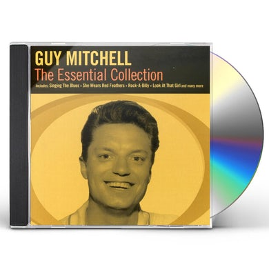 Guy Mitchell ESSENTIAL COLLECTION CD