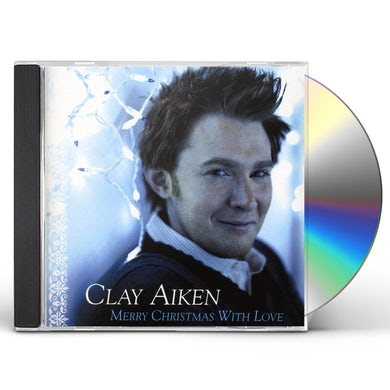 Clay Aiken MERRY CHRISTMAS WITH LOVE CD