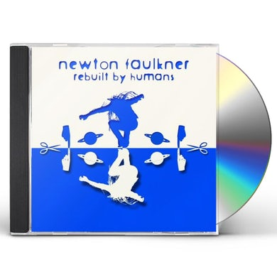 Newton Faulkner REBUILT BY HUMANS CD