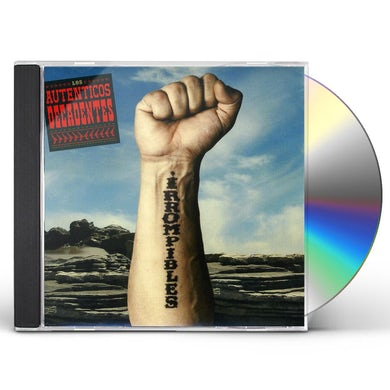 Los Autenticos Decadentes IRROMPIBLES CD