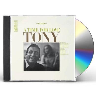 Tony Bennett A TIME FOR LOVE CD