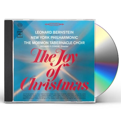Leonard Bernstein JOY OF CHRISTMAS CD