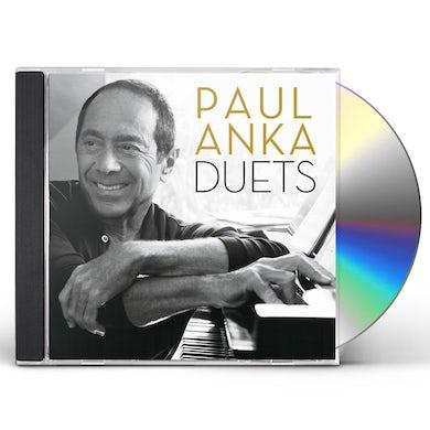 Paul Anka DUETS CD